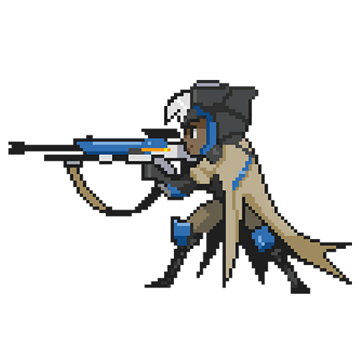 Image pixel wiki fandom. Overwatch ana png