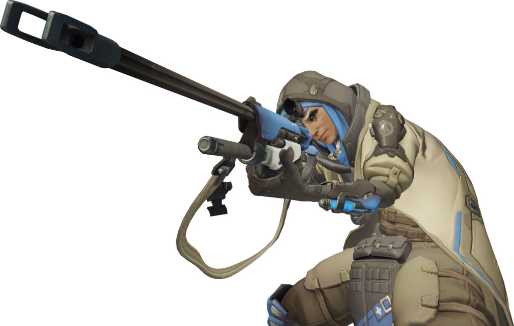 Overwatch ana png. Amari normal x by