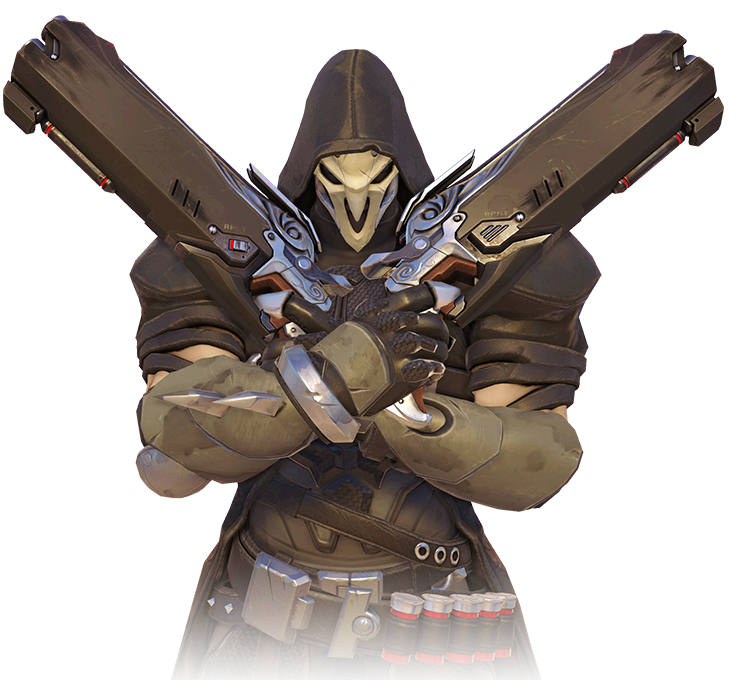 Overwatch character png. Characters and abilities
