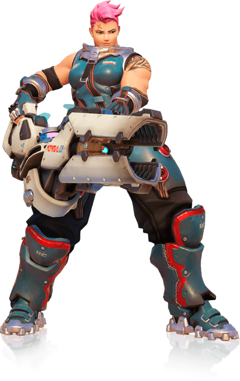 Overwatch characters png. Here are some character