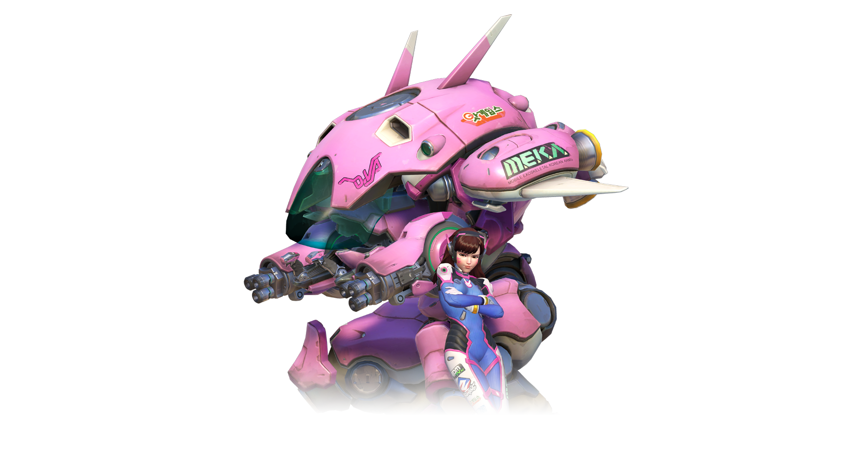 for free download. Overwatch dva png