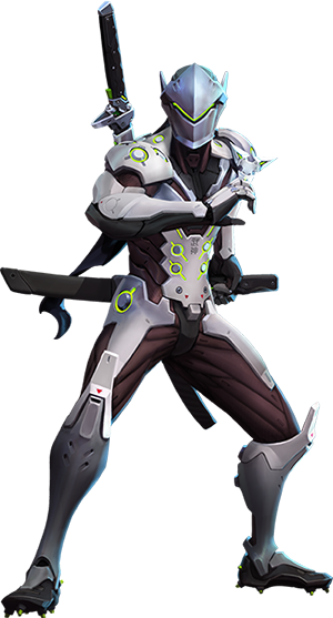 Overwatch genji png. Over sheik super smash