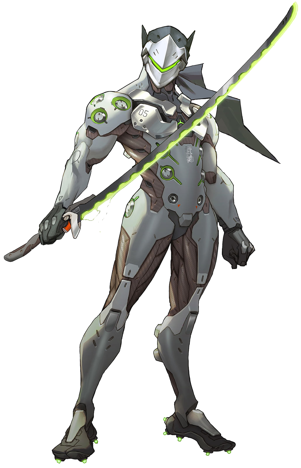 Overwatch genji png. Vs battles wiki fandom