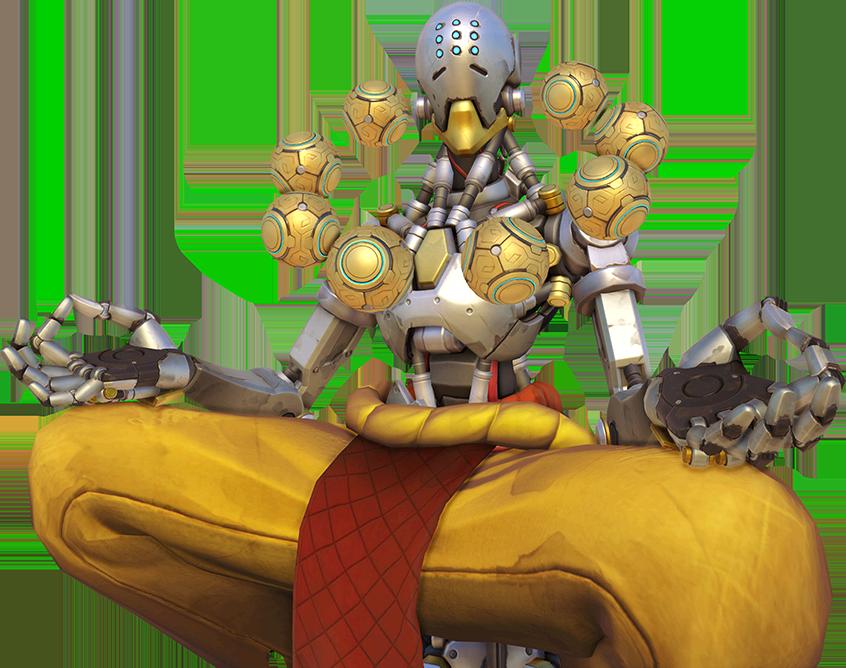 Zenyatta wiki fandom powered. Overwatch gold medal png