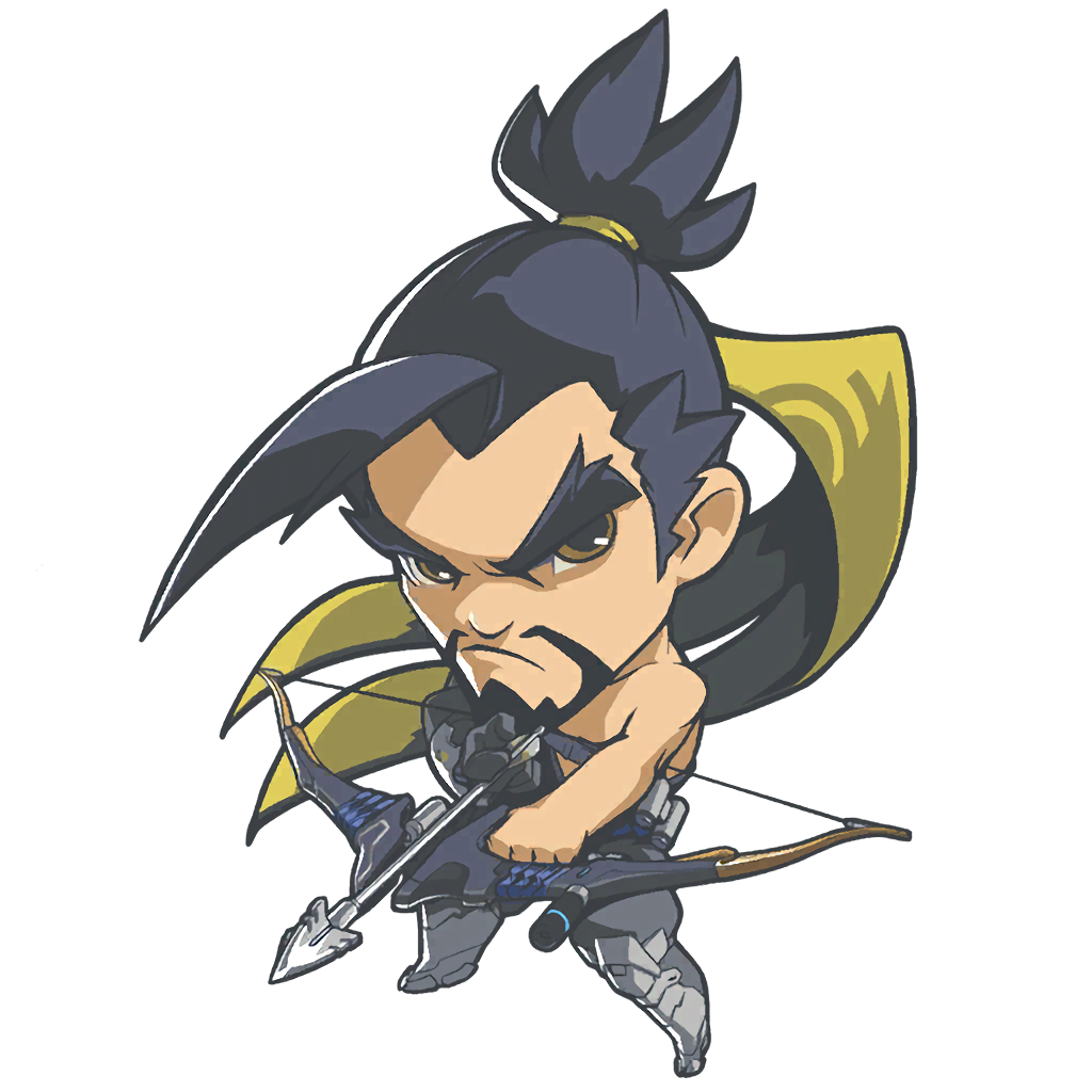 Overwatch hanzo png. Image cute wiki fandom