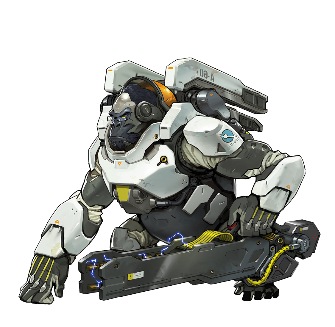 Winston wiki fandom powered. Overwatch heroes png