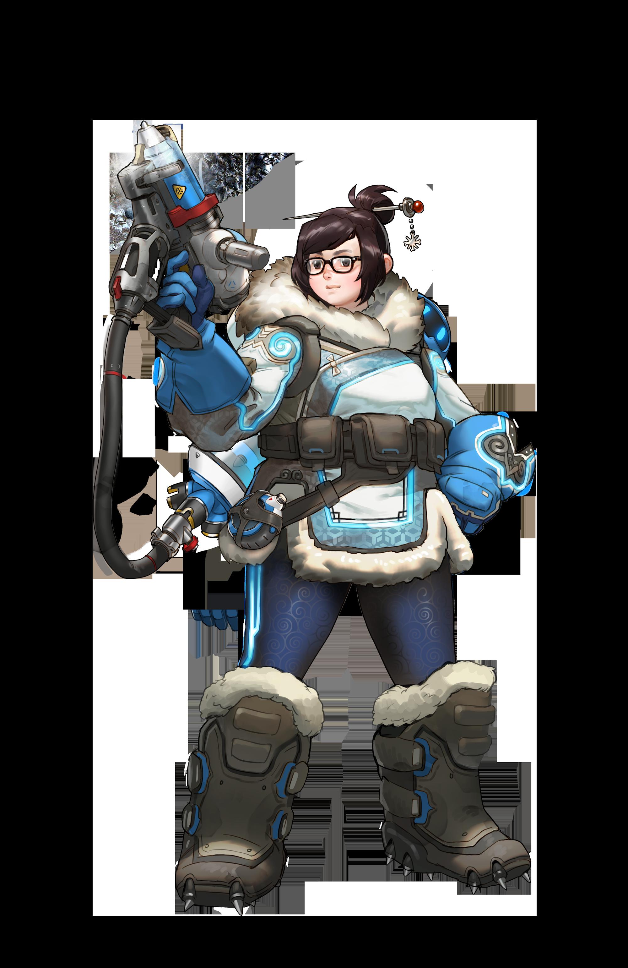 Overwatch heroes png. Image meiplate wiki fandom