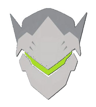 Image genji spray icon. Overwatch icons png