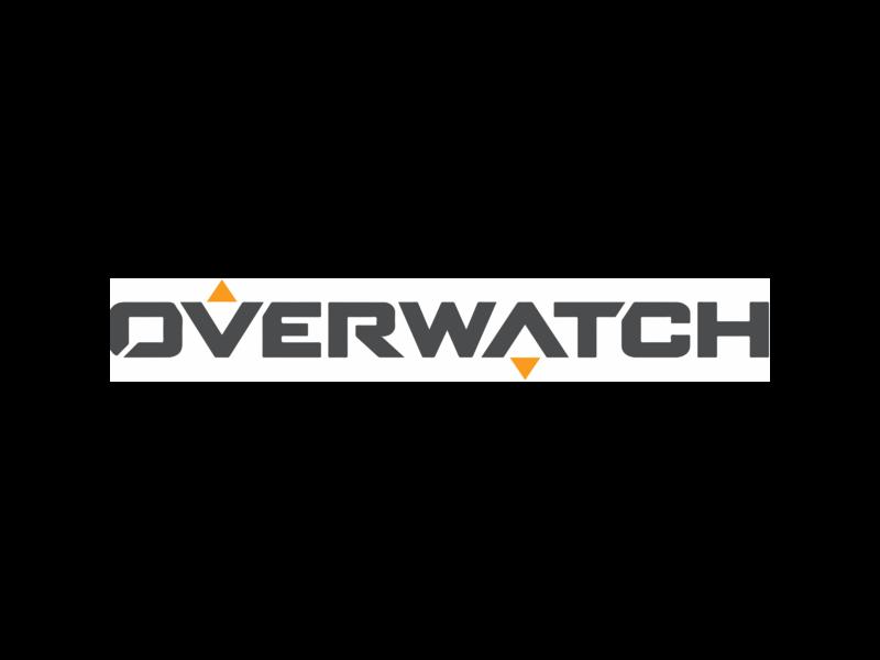 Transparent svg vector freebie. Overwatch logo png