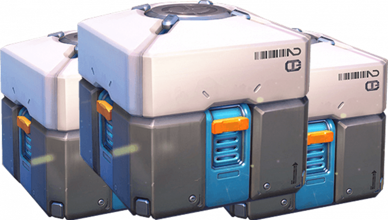 Overwatch loot box png. Shop e sport u