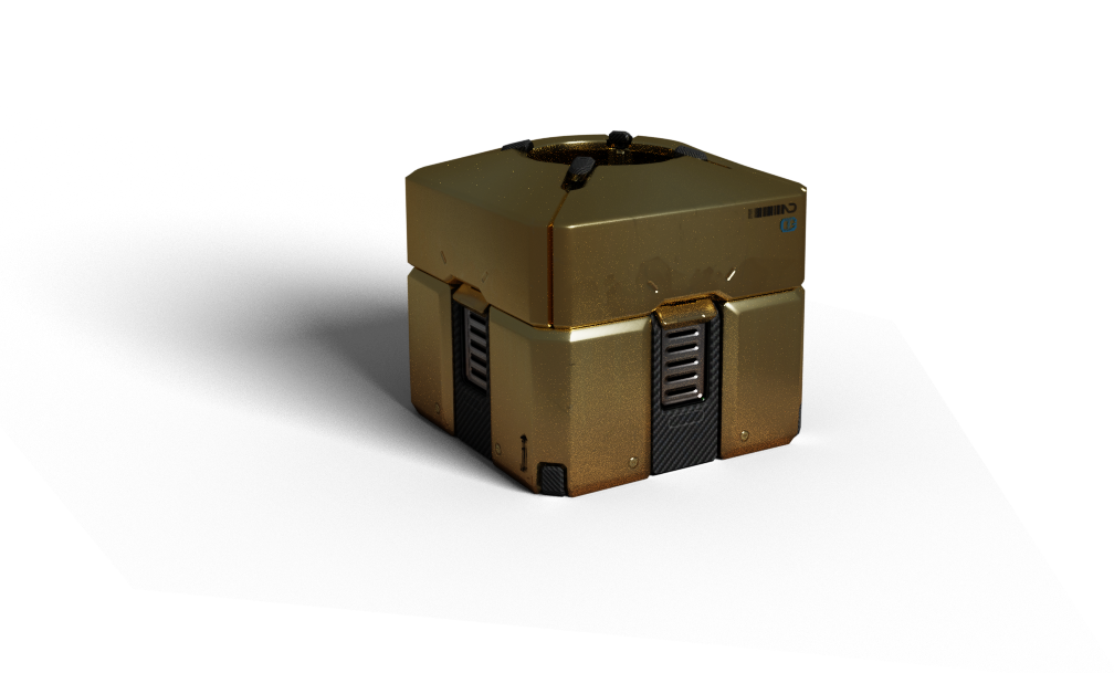 boxes for free. Overwatch loot box png
