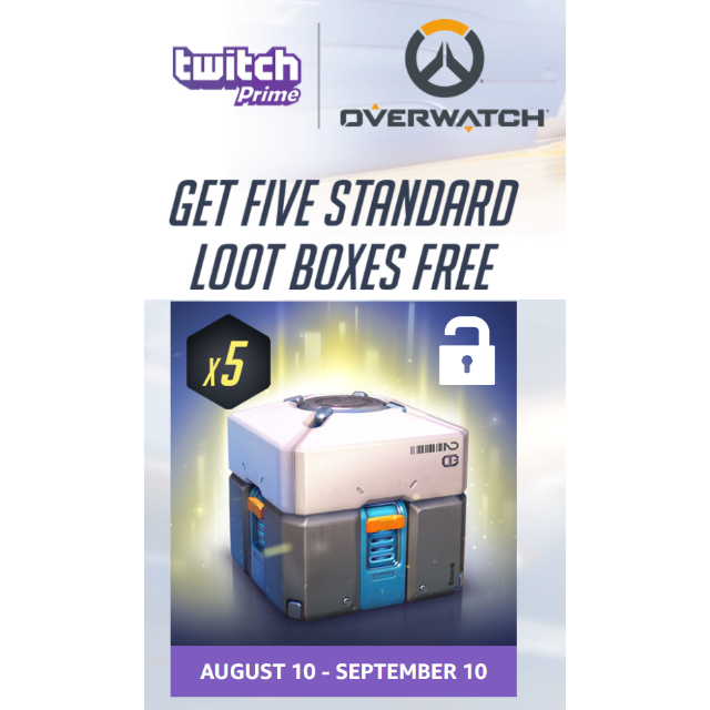 Boxes digital code pc. Overwatch loot box png