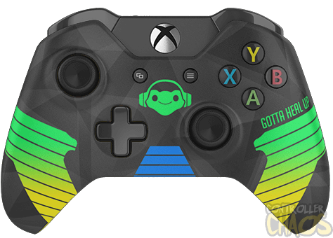 Xbox one custom controllers. Overwatch lucio png