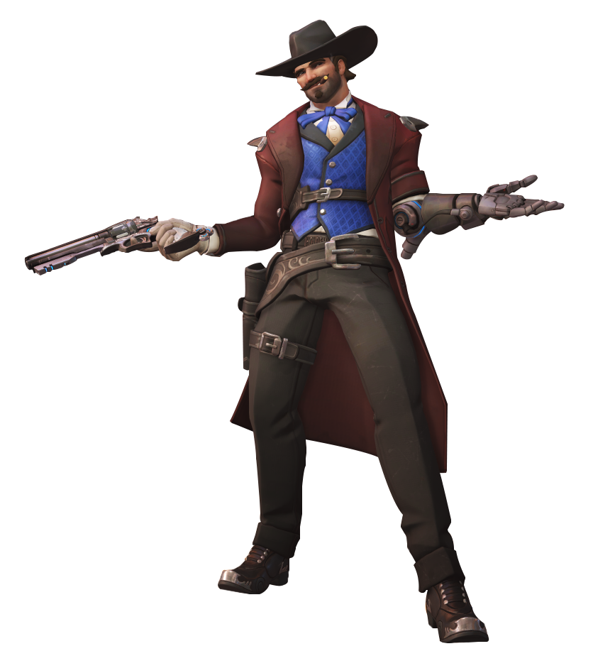 for free download. Overwatch mccree png