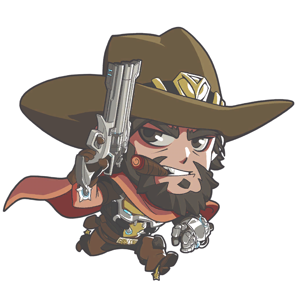 Image cute wiki fandom. Overwatch mccree png