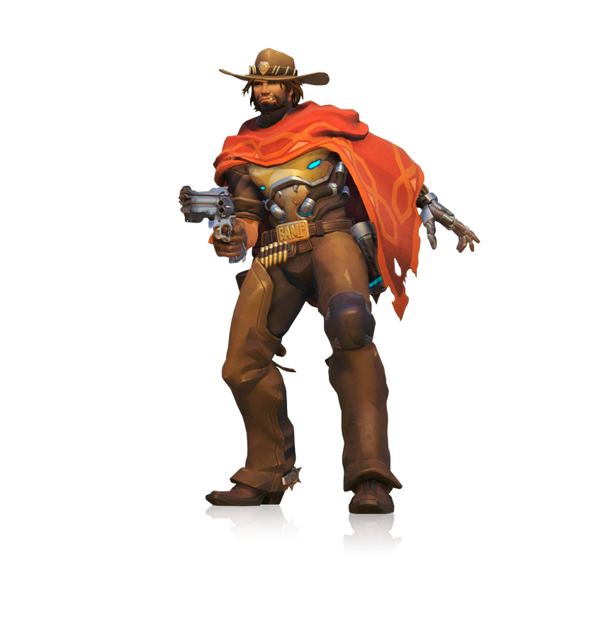 Overwatch mccree png, Overwatch mccree png Transparent FREE for download on  WebStockReview 2020