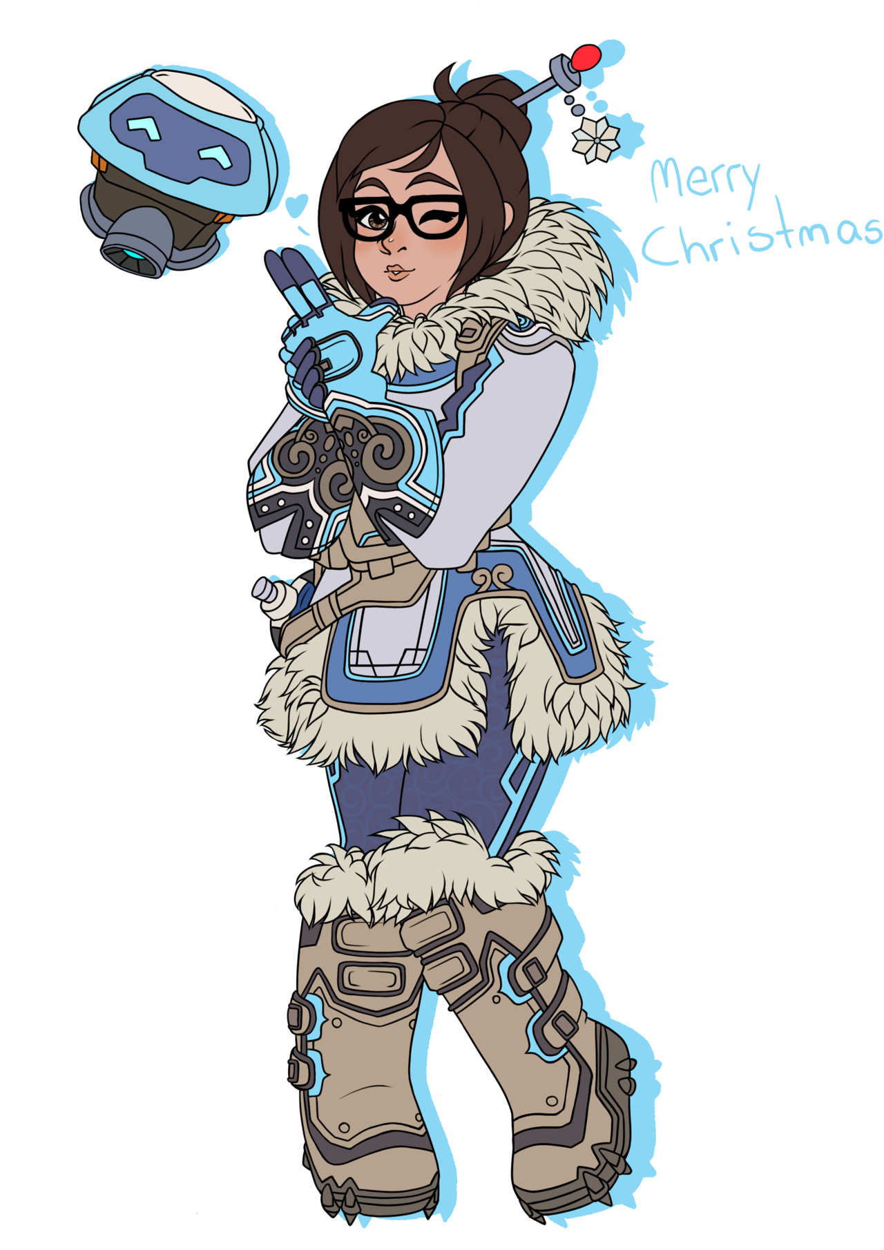 By cillias d pigqy. Overwatch mei png