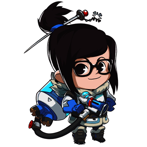 for free download. Overwatch mei png