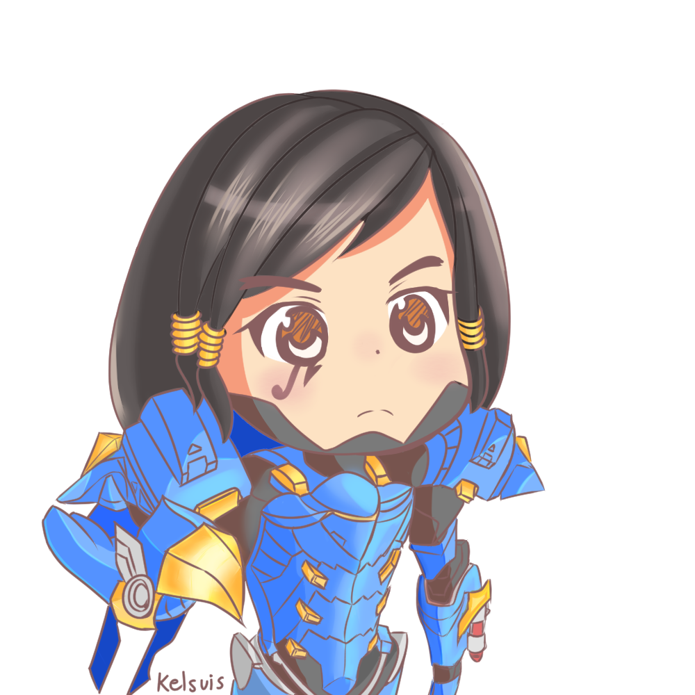 Overwatch pharah png. By kelsuisp on deviantart