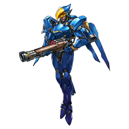 Roblox. Overwatch pharah png