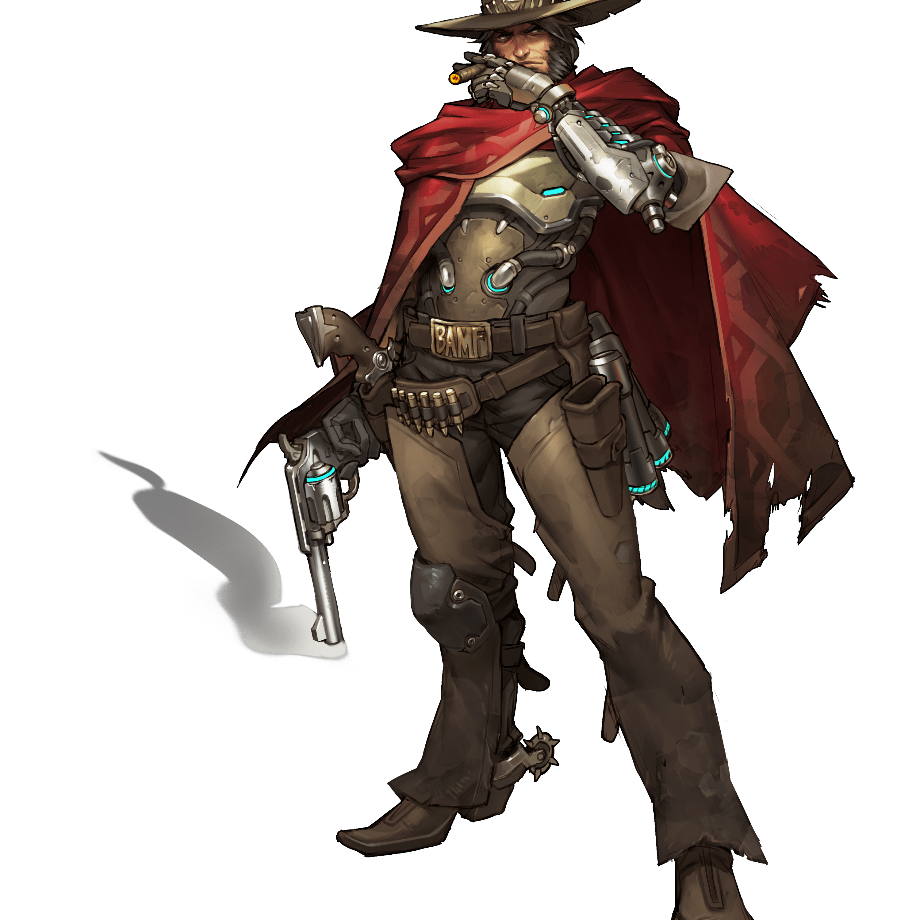 Mccree transparent stickpng download. Overwatch png