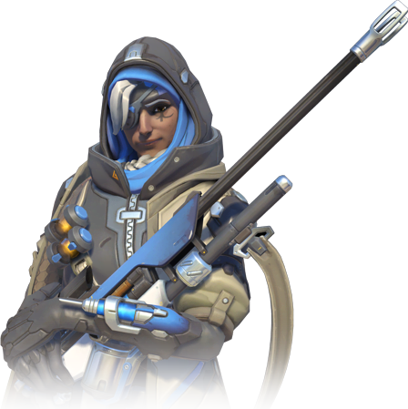 Image ana heroes wiki. Overwatch png