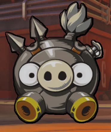 Overwatch roadhog png. Image spray eyes wiki