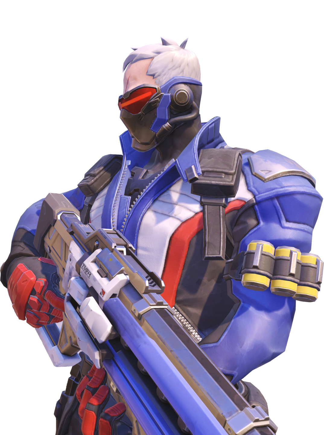 Image deadliest fiction wiki. Overwatch soldier 76 png