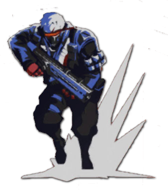 Overwatch soldier 76 png. Image spray move wiki