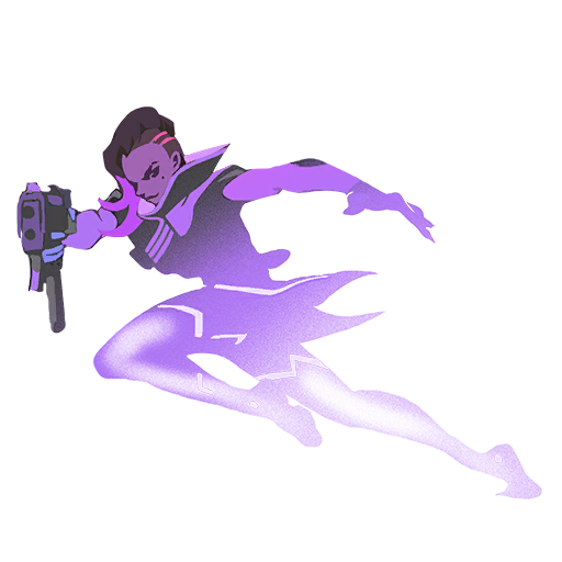 Overwatch sombra png. Heroes of the storm