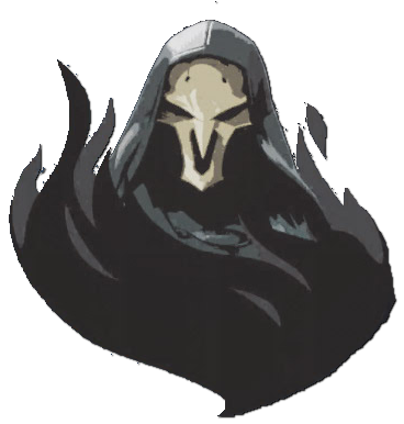 Image reaper spray blossom. Overwatch sprays png