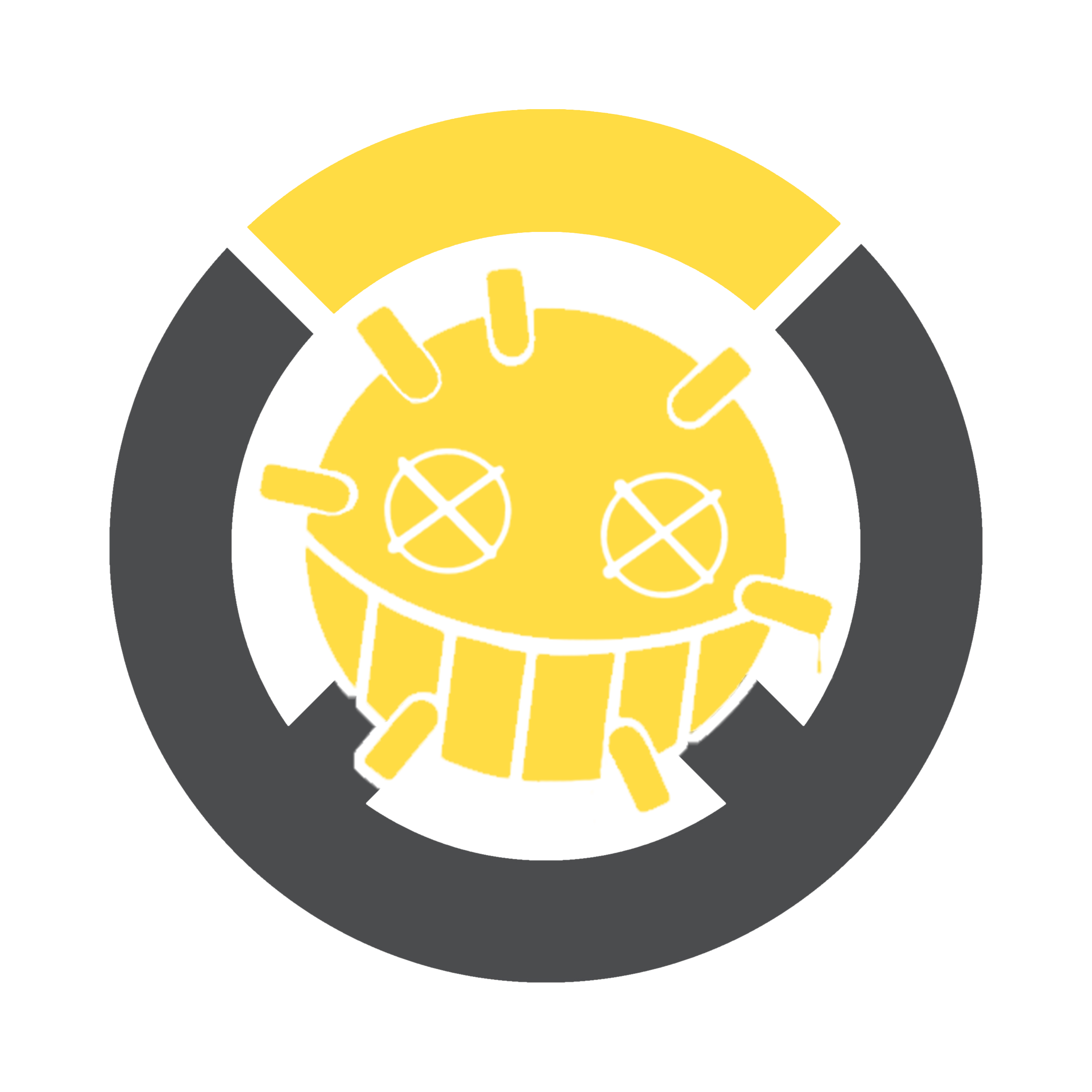 Overwatch symbol png. Custom logos album on