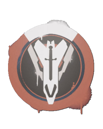 Image reaper spray blackwatch. Overwatch symbol png