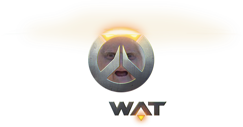 Overwatch symbol png. Wat know your meme