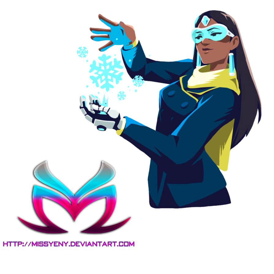 Render spray xmas by. Overwatch symmetra png