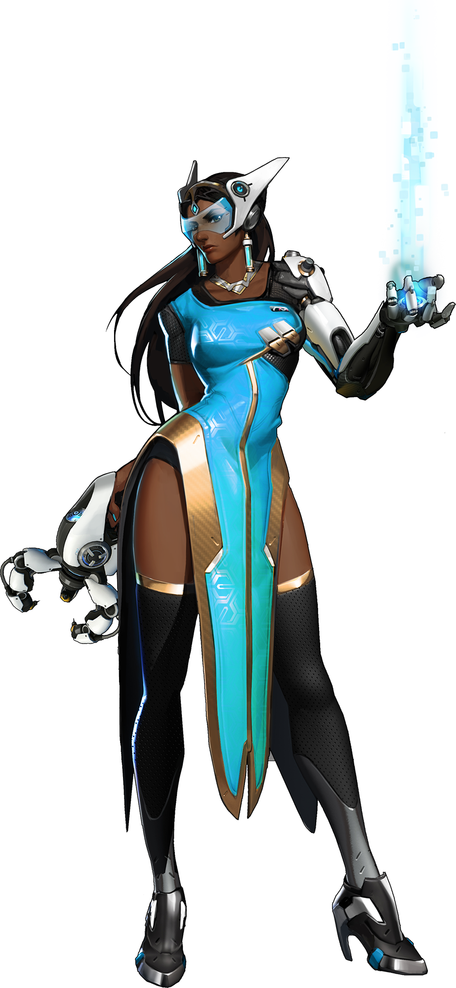 Overwatch symmetra png. Wiki