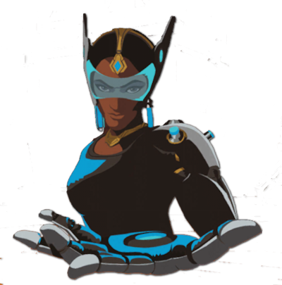 Image spray behold wiki. Overwatch symmetra png