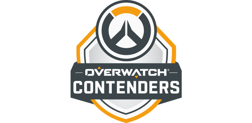 Overwatch title png. Contenders season zero event