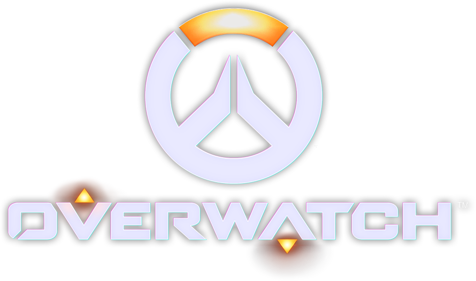 Jpg black and white. Overwatch title png