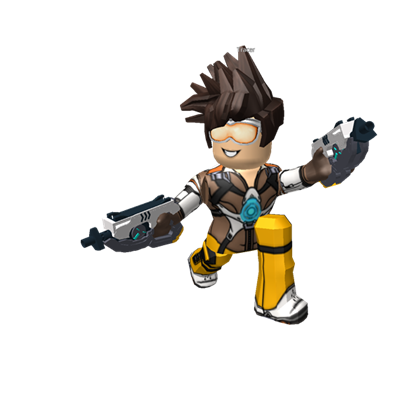 Roblox. Overwatch tracer png