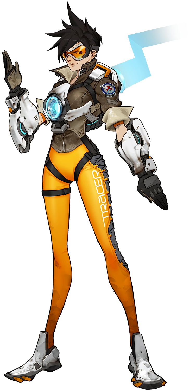 Overwatch tracer png. Wiki