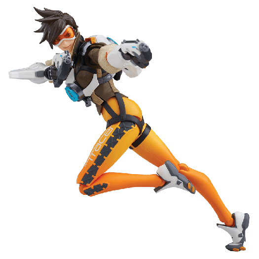 Overwatch tracer png. Blizzard gear store figma