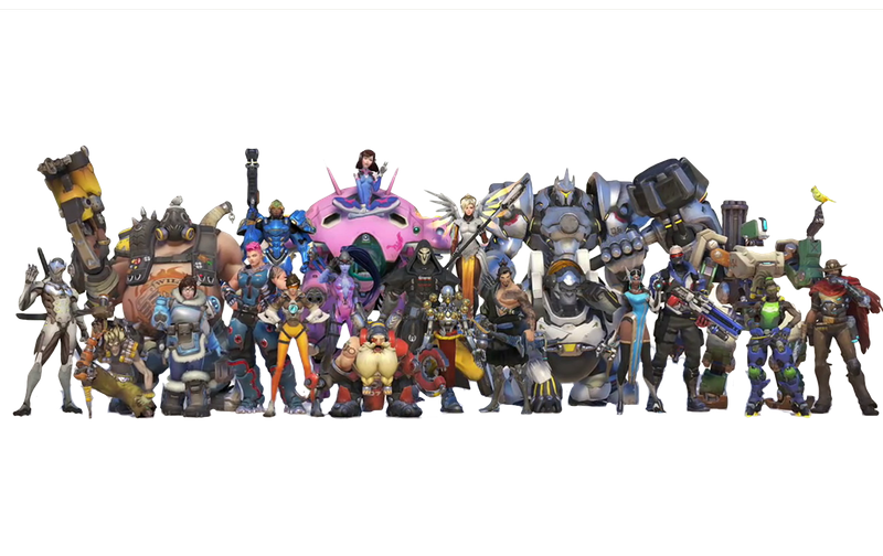 Overwatch transparent png. On queering kyle