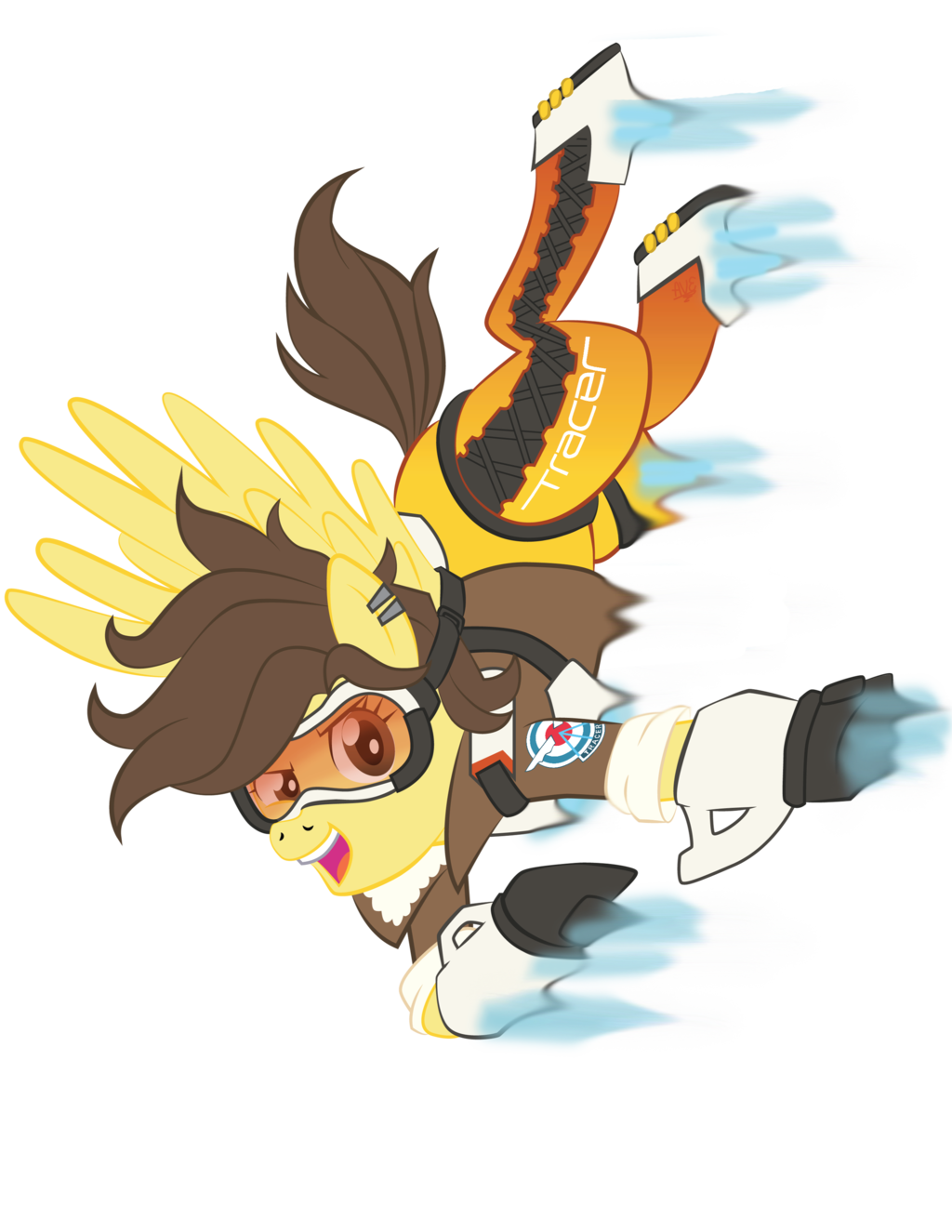 artist violetfeatheroficial crossover. Overwatch transparent png