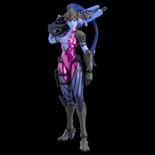 Figma action figure eb. Overwatch widowmaker png