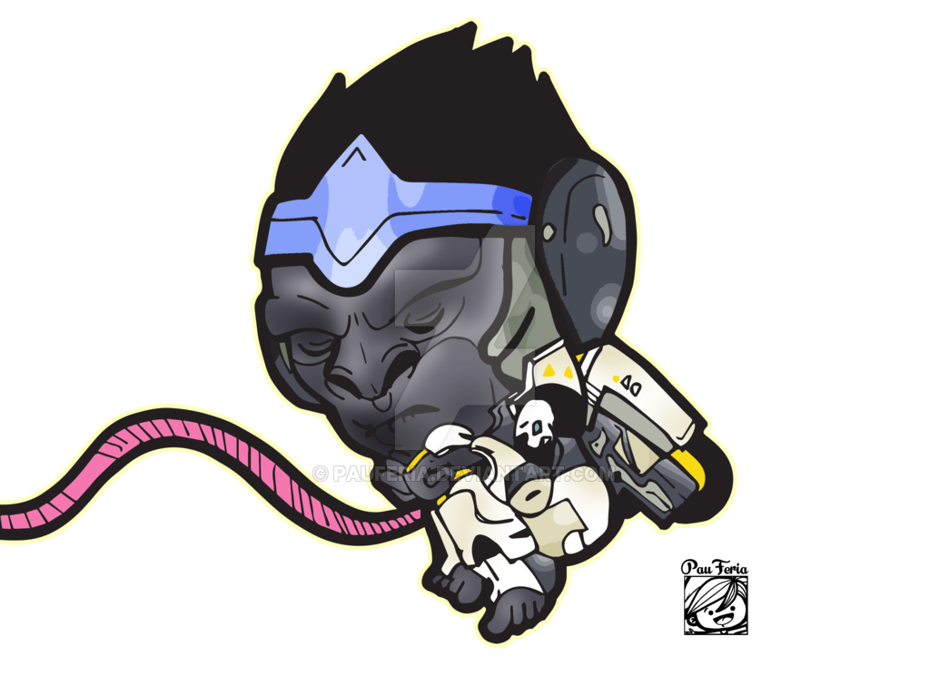 Baby by pauferia http. Overwatch winston png