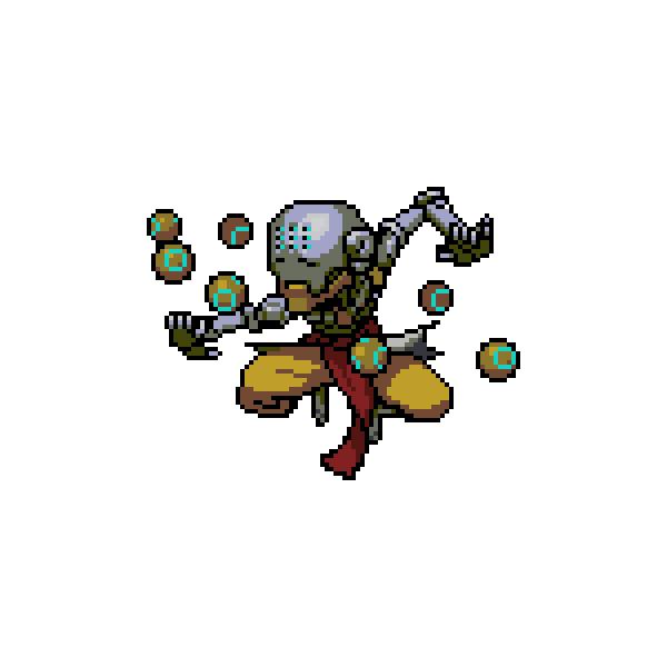 Overwatch zenyatta png. All pixel sprays transparent