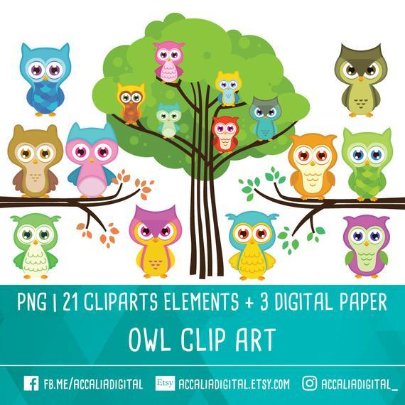 Clip art friends cute. Owl clipart friend