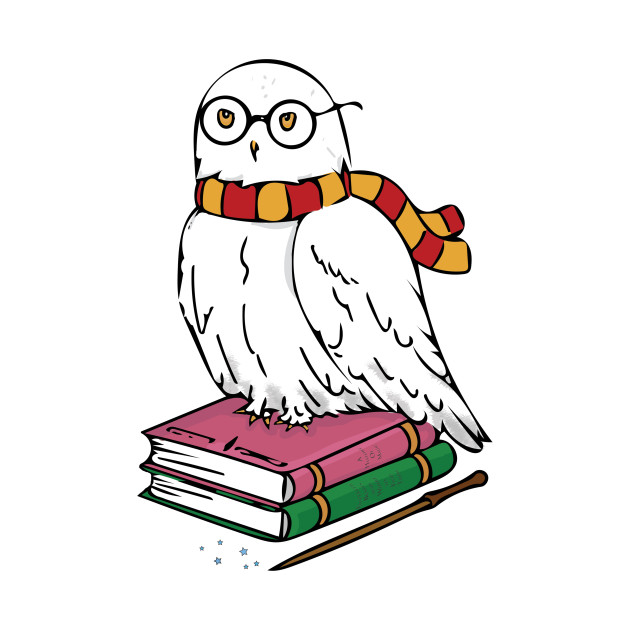 Owls clipart harry potter. Owl free download best