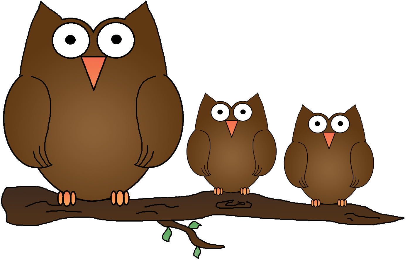 Free desert owl cliparts. Owls clipart head